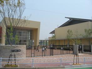 西尾設備の施工実績 神戸市 玉津第一小学校校舎