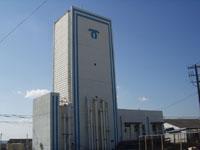神戸市垂水区海つり公園 栽培漁業センター 高架水槽棟