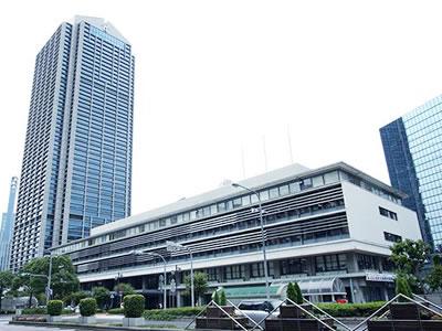 神戸市本庁舎空調機整備工事